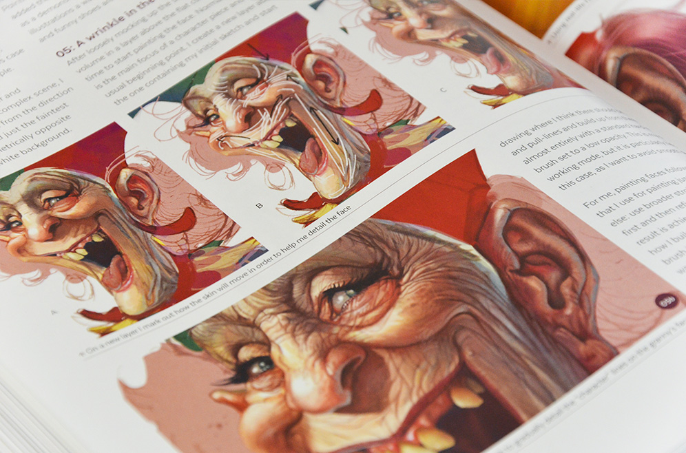 Digital Painting Techniques: Volume 8 – 3dtotal Publishing