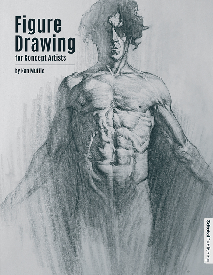 Figure Drawing For Concept Artists 3dtotal Publishing