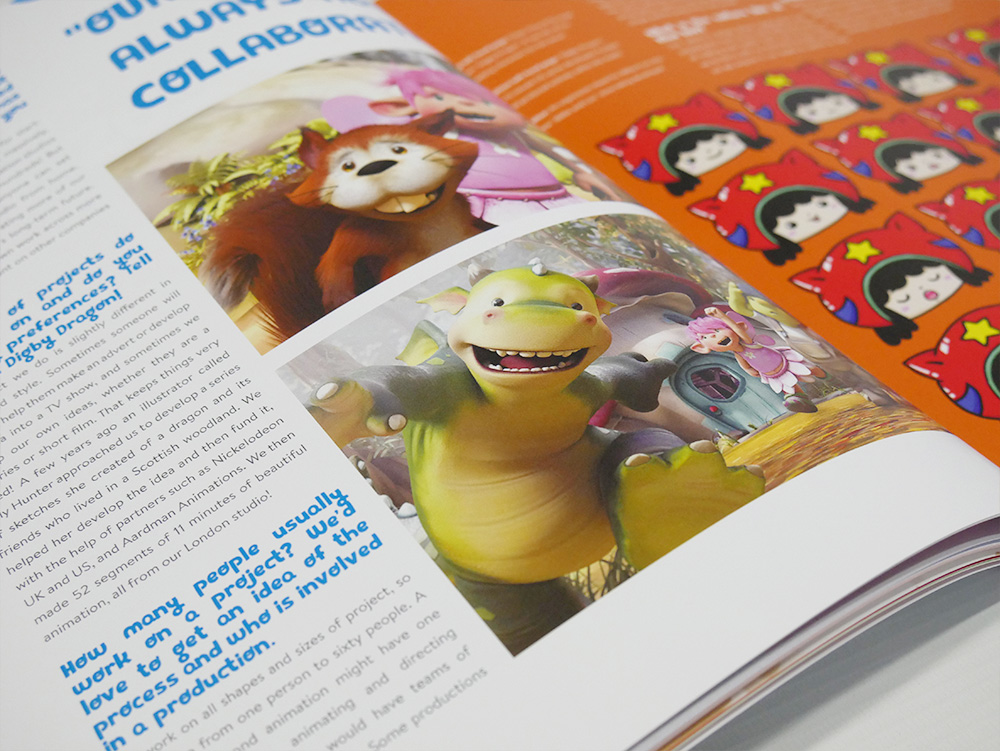 Character Design Quarterly Magazine : Character design quarterly issue dtotal publishing