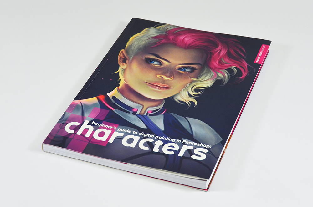Beginner S Guide To Digital Painting In Photoshop Characters